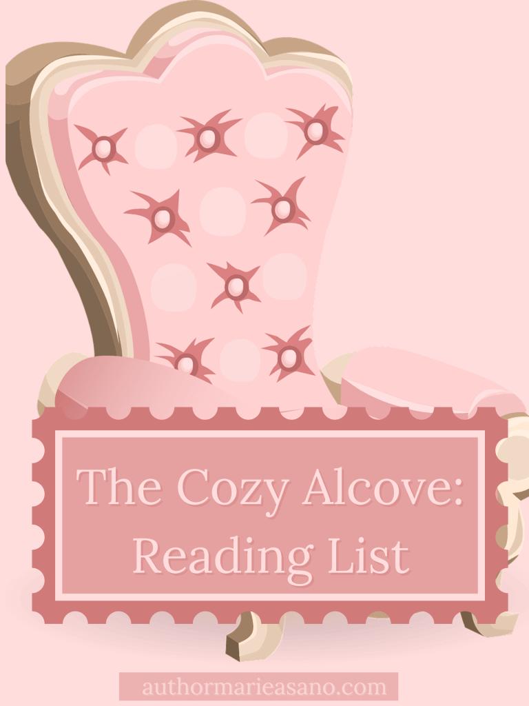 The Cozy Alcove: Reading List