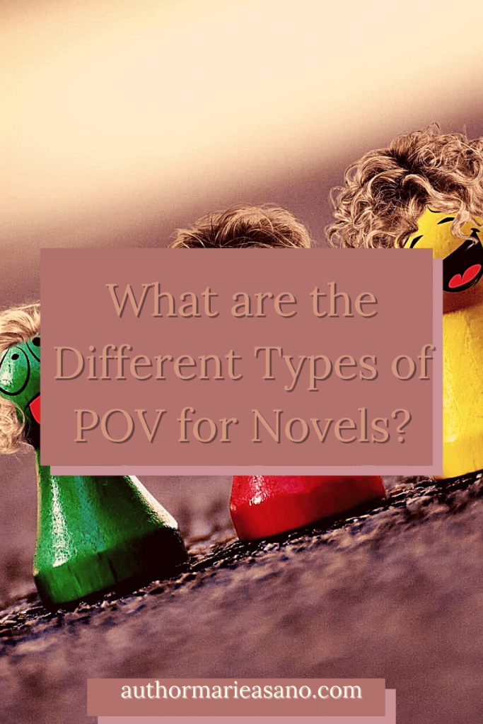 What are the Different Types of POV for Novels?